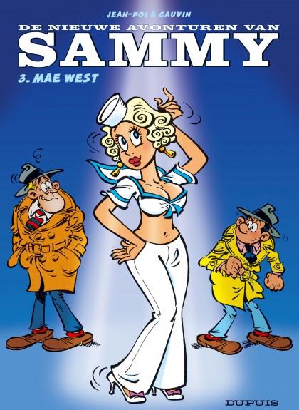De nieuwe avonturen van Sammy - Mae West
