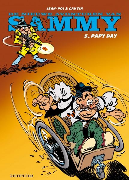 De nieuwe avonturen van Sammy - Papy Day