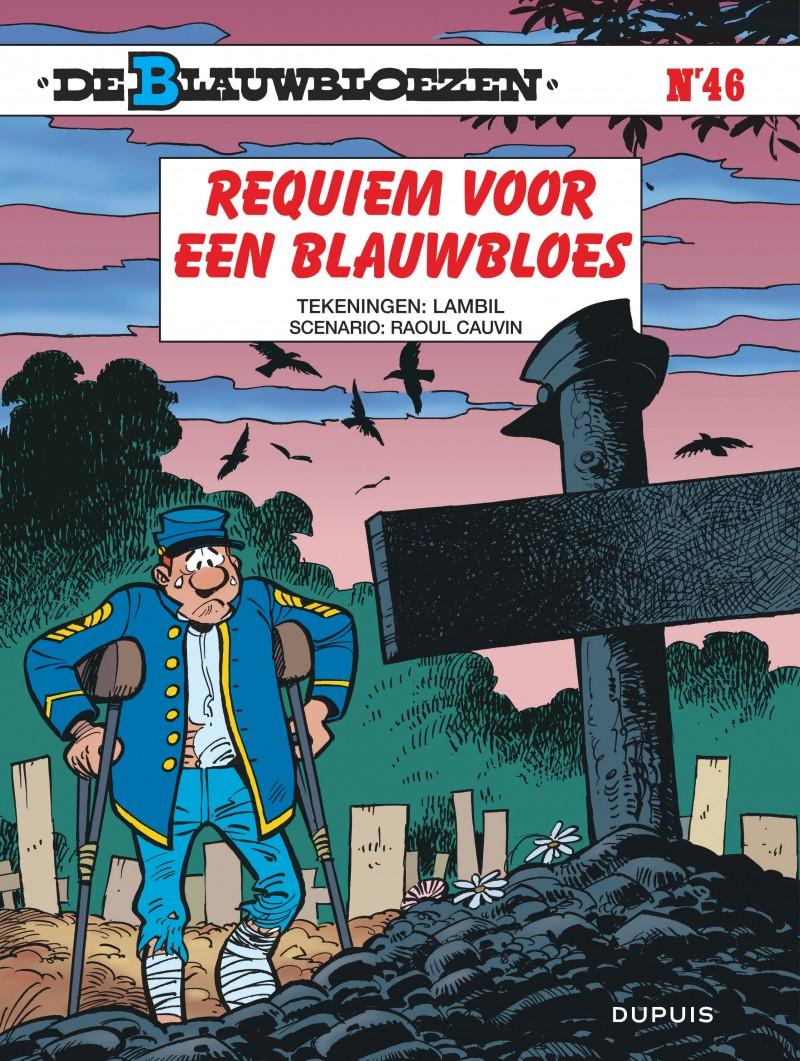 Blauwbloezen, De - tome 46 - Requiem voor een blauwbloes