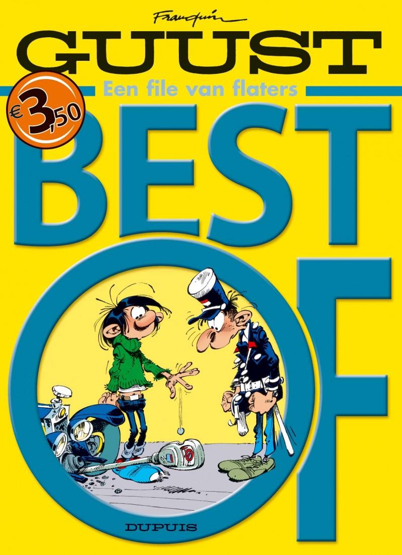 Guust Best Of - tome 1 - File van flaters (Een)