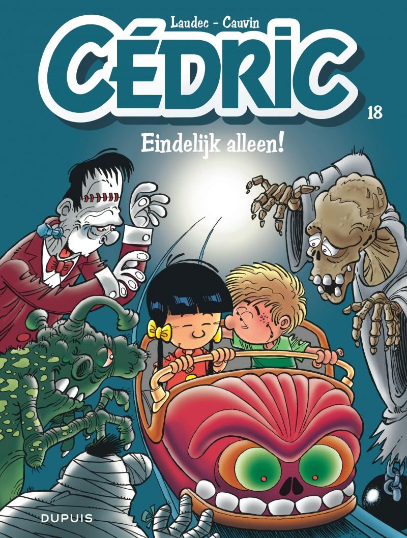 Cédric - new look - tome 18 - Eindelijk alleen!