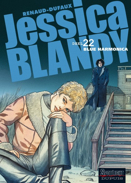Jessica Blandy - Blue Harmonica