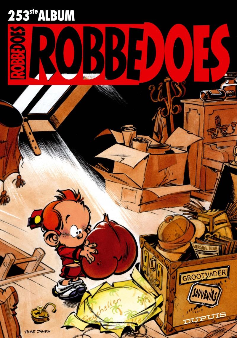 Robbedoes Verzamelalbum - tome 253 - Robbedoes Verzamelalbum nr. 253