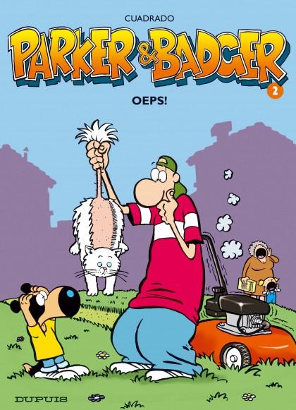 Parker & Badger - Oeps!