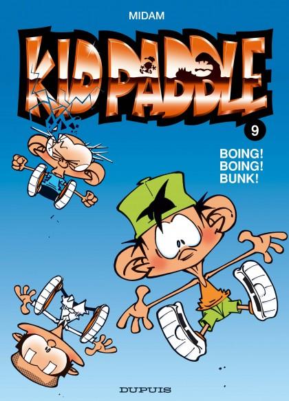 Kid Paddle - Boing! Boing! Bunk!