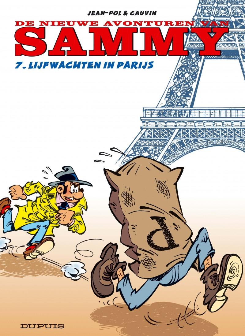 De nieuwe avonturen van Sammy - tome 7 - Lijfwachten in Parijs