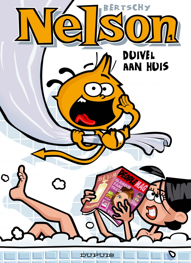 Nelson - tome 1 - Duivel aan huis