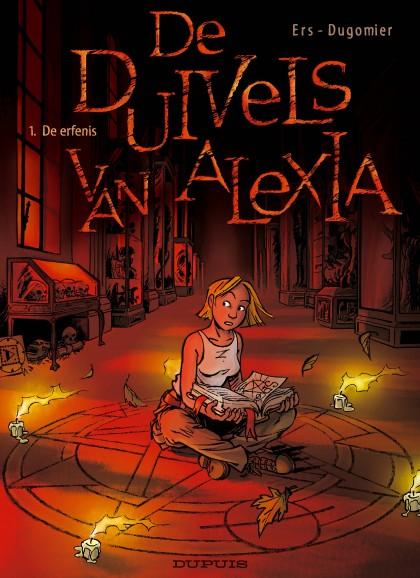 De Duivels van Alexia - De Erfenis