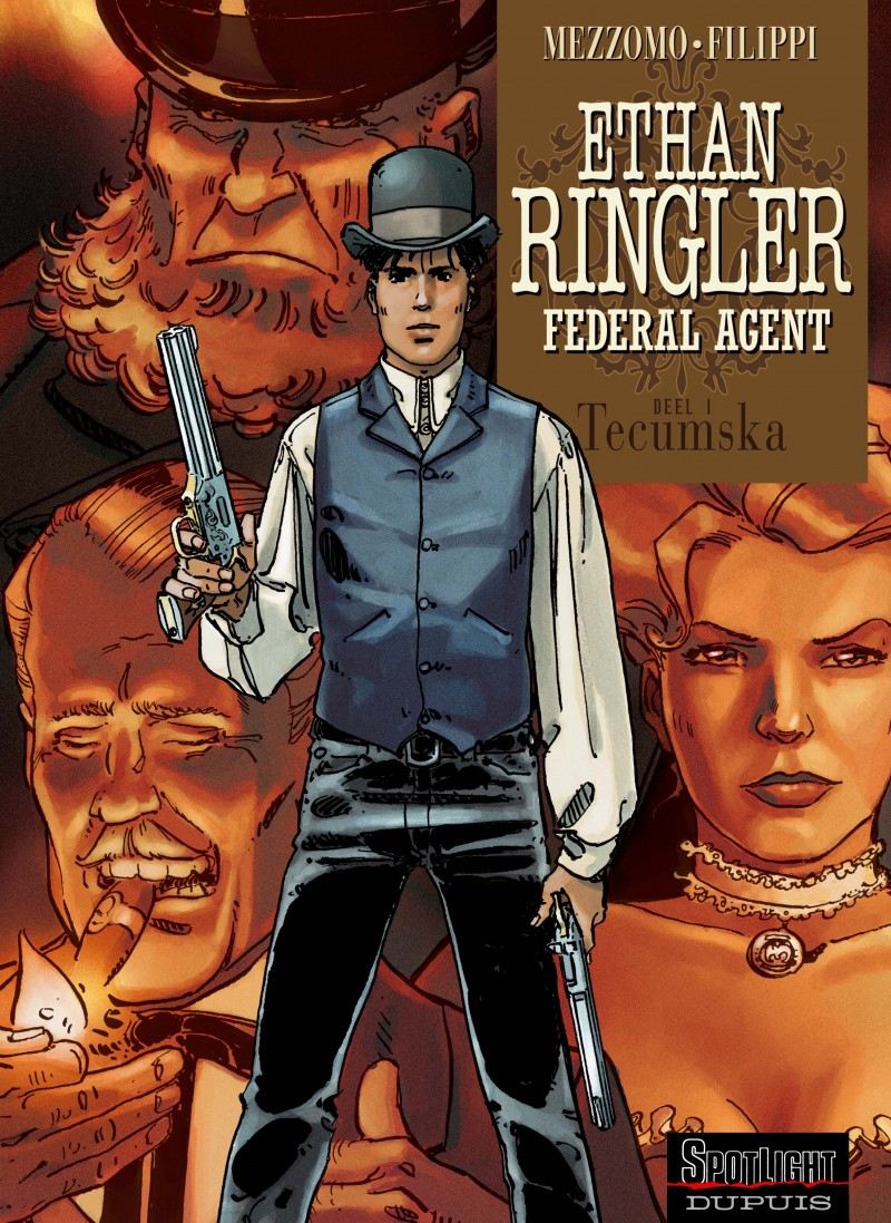 Ethan Ringler, Federal Agent - tome 1 - Tecumska
