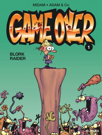 Game over - Blork Raider