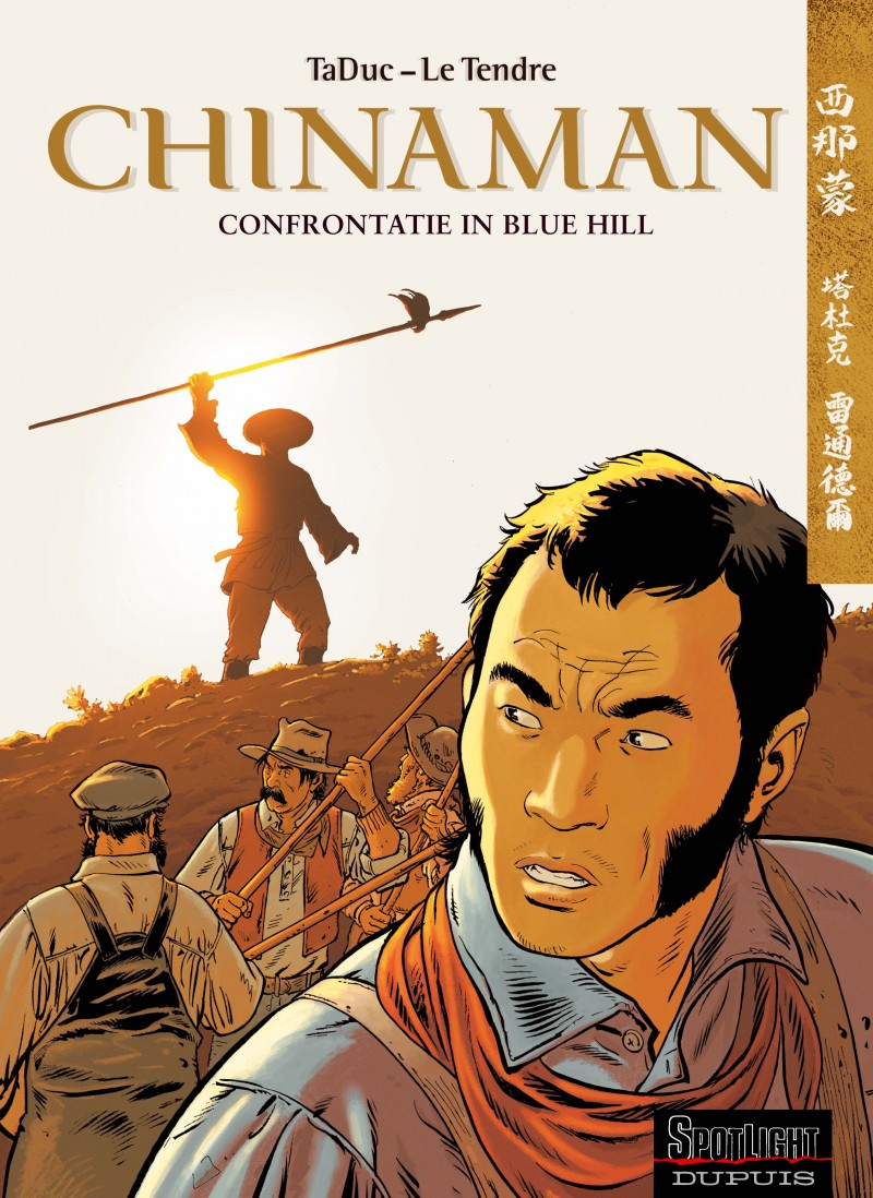 Chinaman - tome 7 - Confrontatie in Blue Hill