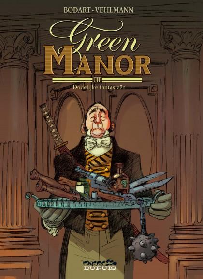 Green Manor - Dodelijke fantasieën