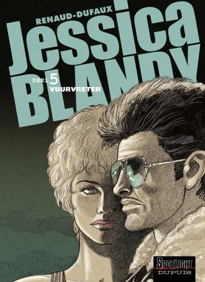 Jessica Blandy - Vuurvreter