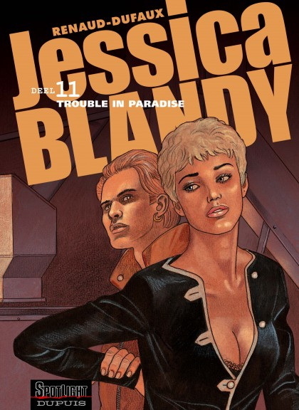 Jessica Blandy - Trouble in Paradise