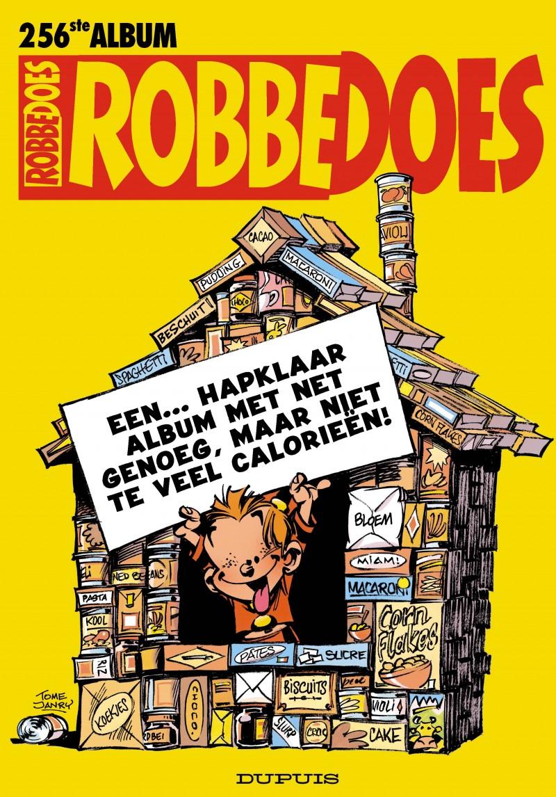 Robbedoes Verzamelalbum - tome 256 - Robbedoes Verzamelalbum nr. 256
