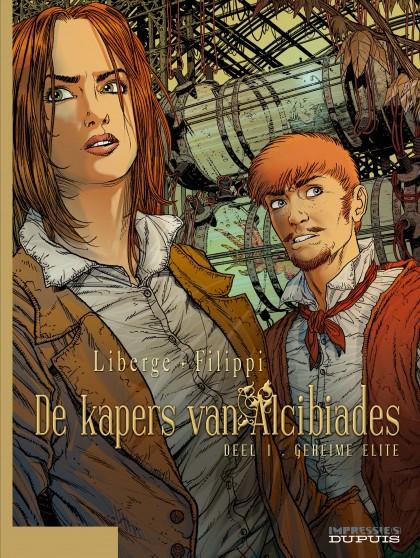 De kapers van Alcibiades - Geheime elite
