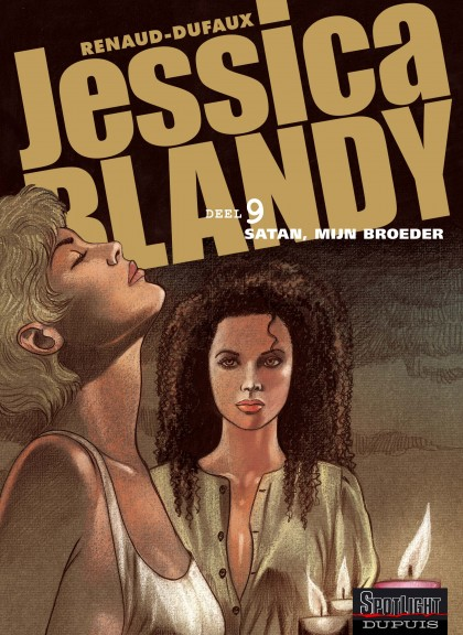 Jessica Blandy - Satan, mijn broeder