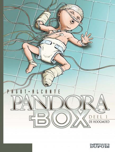 Pandora box - De hoogmoed - deel 1/8