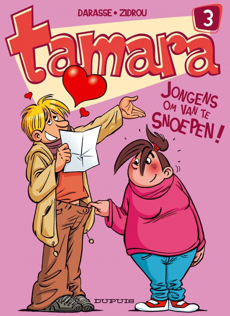 Tamara - tome 3 - Jongens om van te snoepen!
