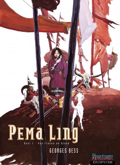 Péma Ling - Van tranen en bloed