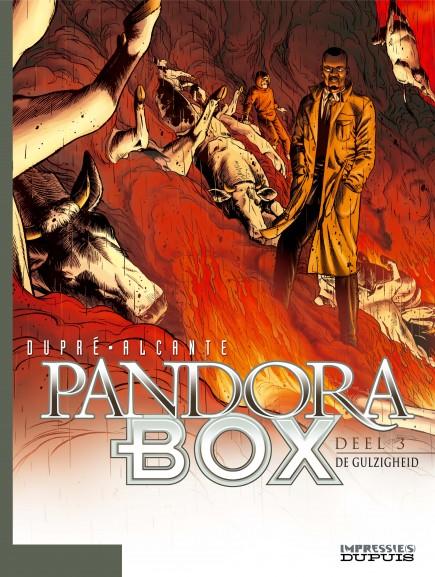 Pandora box - De onmatigheid - deel 3/8