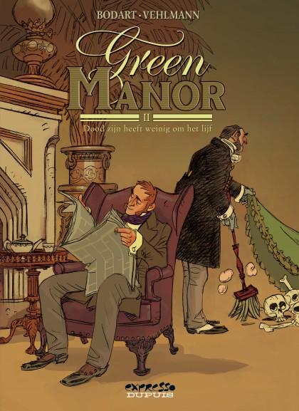 Green Manor - Dood zijn heeft weinig om het lijf