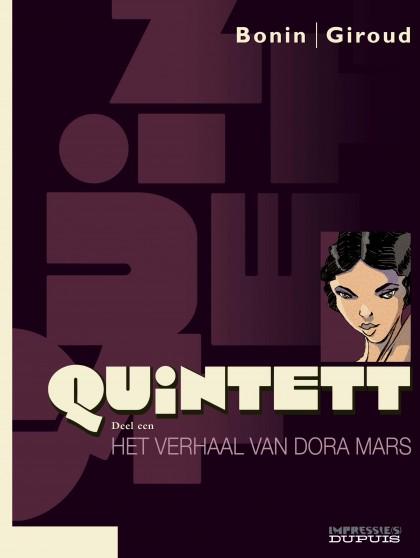 Quintett - Het verhaal van Dora Mars - deel 1/5