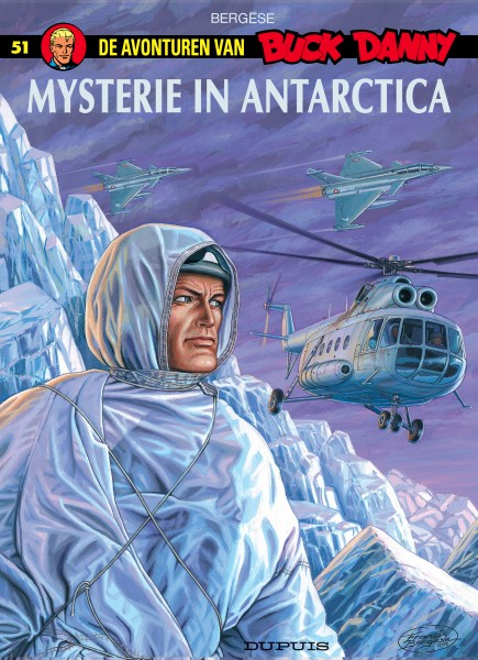 Buck Danny - Mysterie in Antarctica