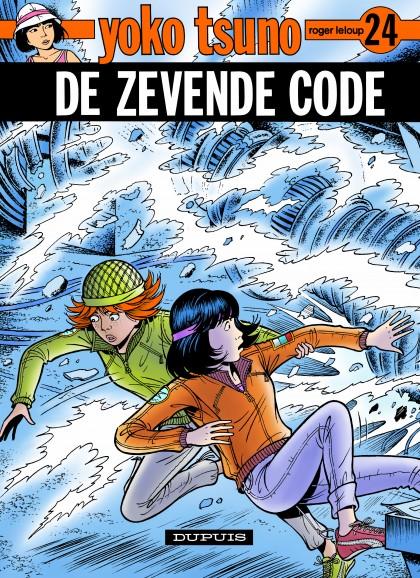 Yoko Tsuno - De zevende code