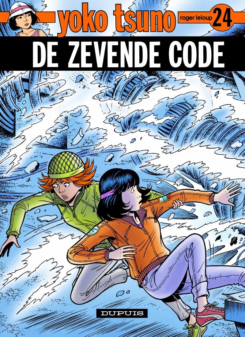 Yoko Tsuno - tome 24 - De zevende code