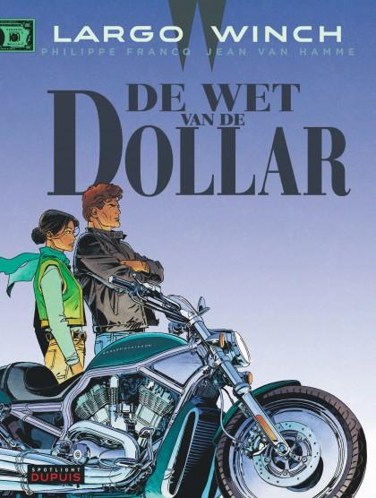Largo Winch - De wet van de dollar