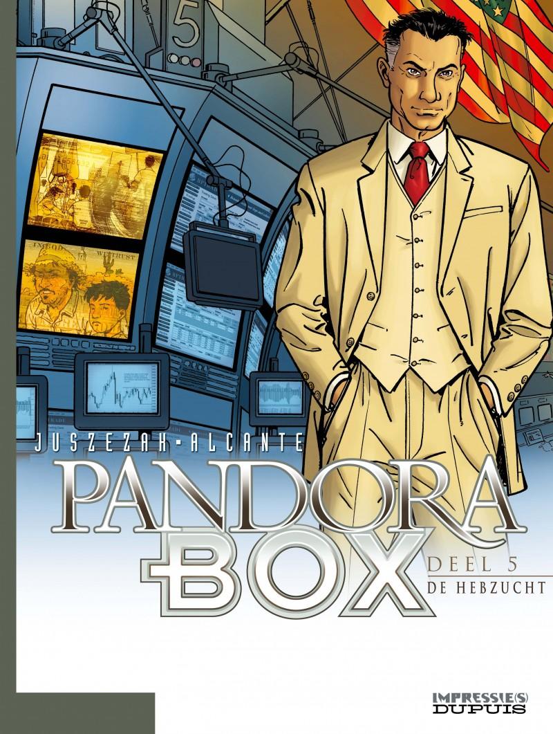 Pandora box - tome 5 - De hebzucht - deel 5/8