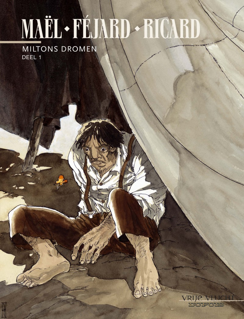 Miltons dromen - tome 1 - Milton's dromen, deel 1