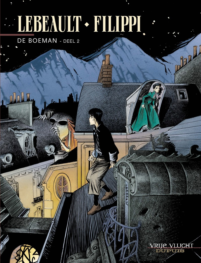 De Boeman - tome 2 - De boeman, deel 2