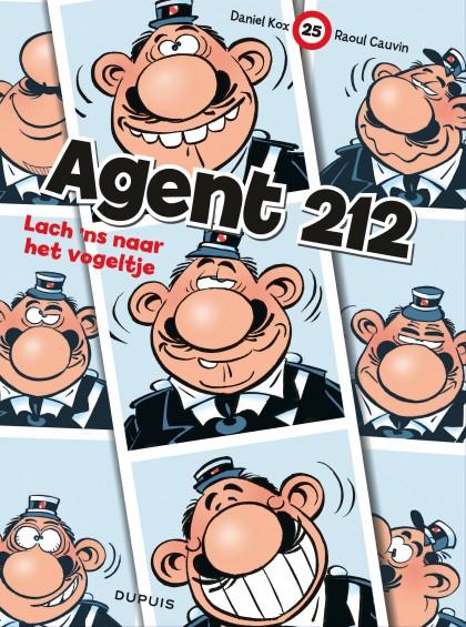 Agent 212 - Lach'ns naar het vogeltje