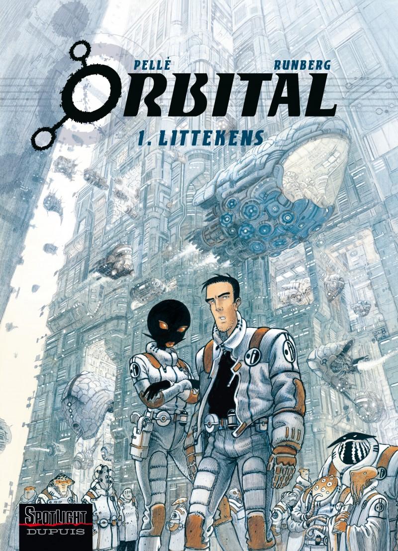 Orbital - tome 1 - Littekens
