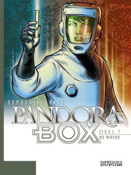 Pandora box - De woede - deel 7/8