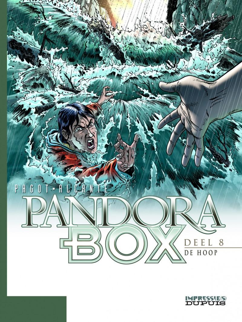 Pandora box - tome 8 - De hoop - deel 8/8