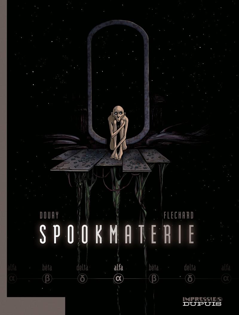 Spookmaterie - tome 1 - Alfa - deel 1/3