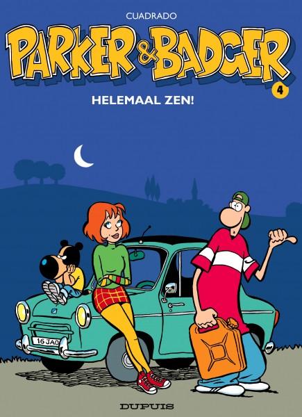 Parker & Badger - Helemaal zen!