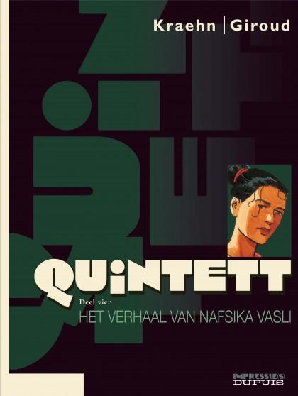 Quintett - Het verhaal van Nafsika Vasli - deel 4/5