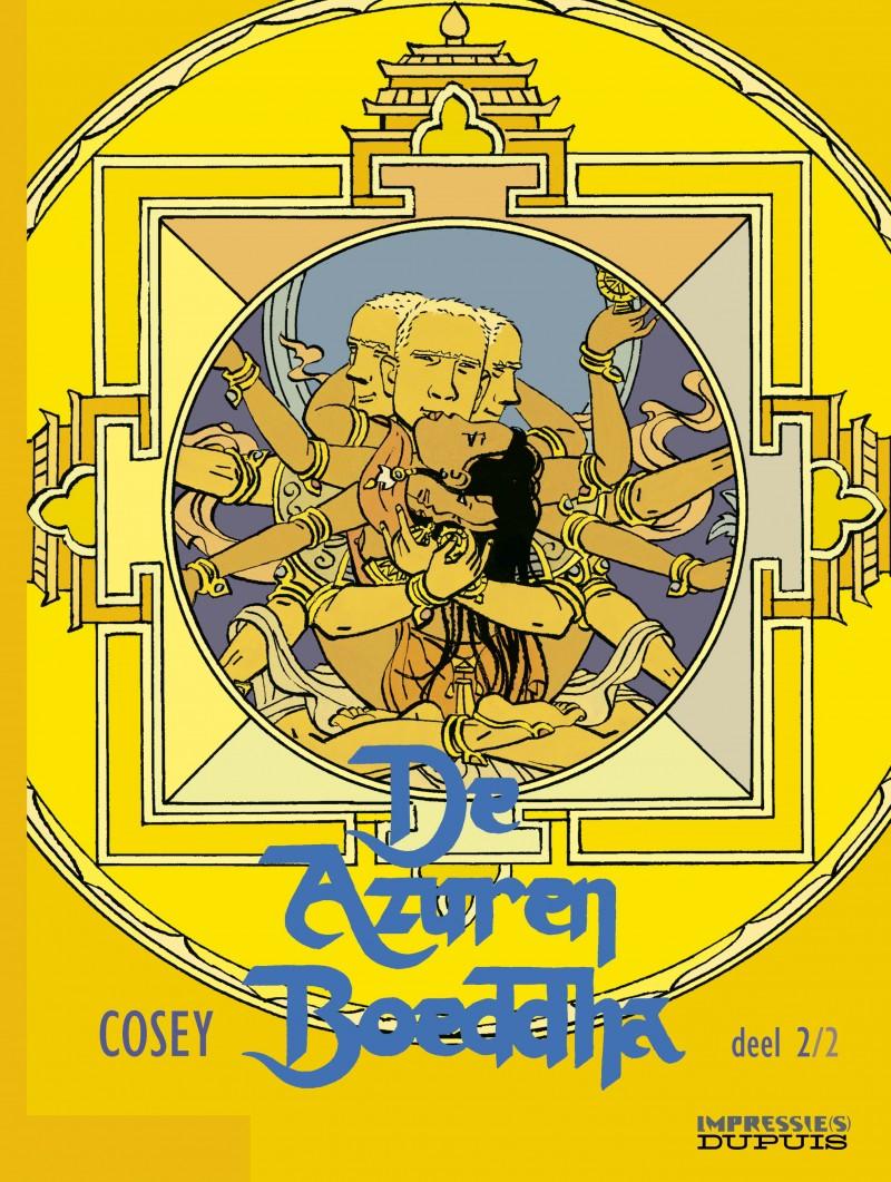 De Azuren Boeddha - tome 2 - De Azuren Boeddha - deel 2/2