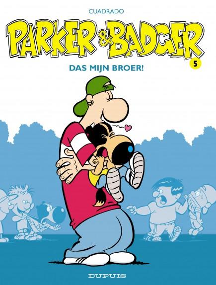 Parker & Badger - Das mijn broer