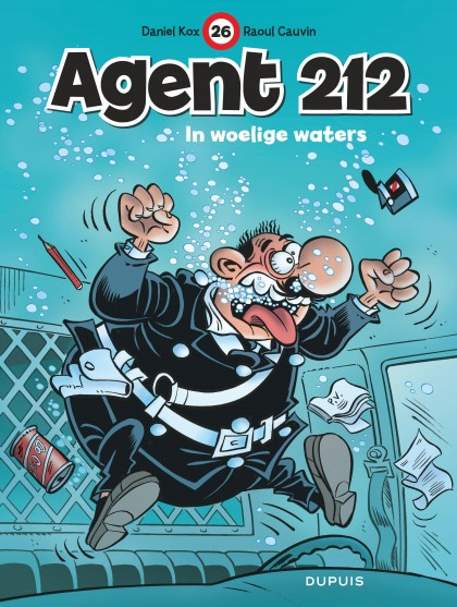 Agent 212 - In woelige waters