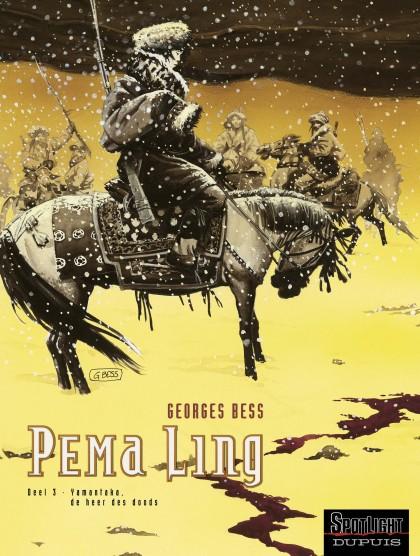 Péma Ling - Yamantaka, de heer des doods
