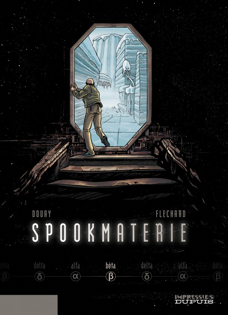 Spookmaterie - tome 2 - Bèta - deel 2/3