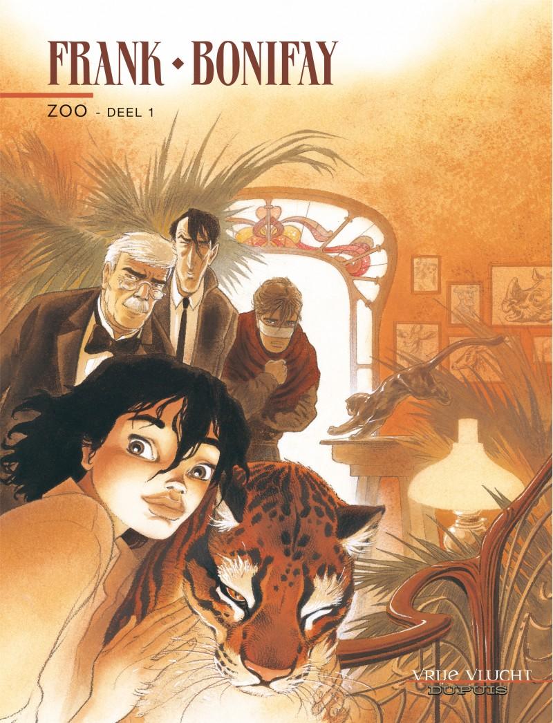 Zoo - tome 1 - Zoo  (deel 1)