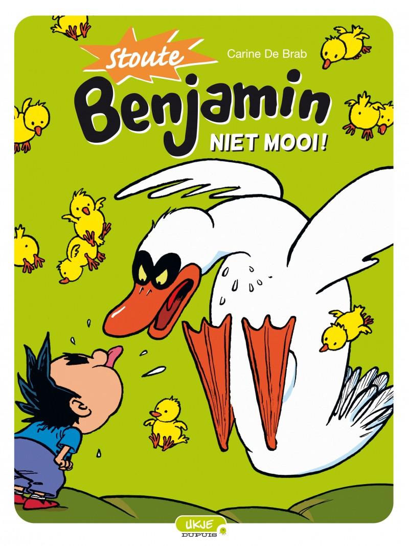 Stoute Benjamin - tome 2 - Niet mooi!
