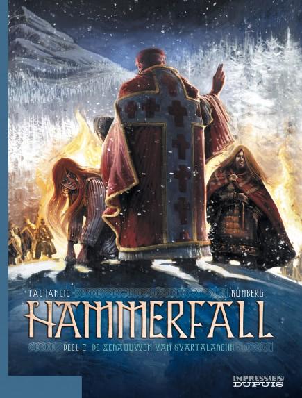 Hammerfall - De schaduwen van Svartalaheim