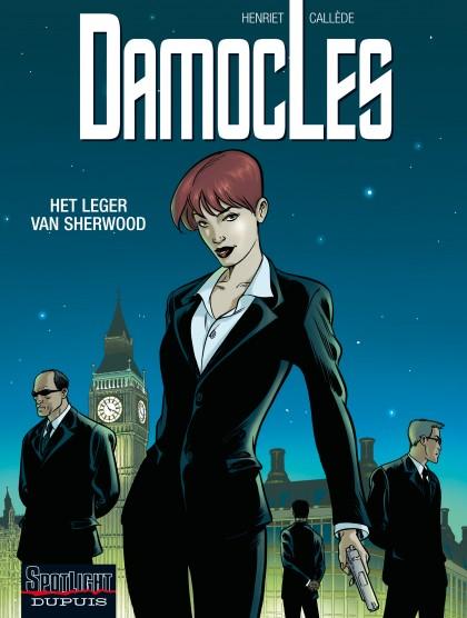 Damocles - Het leger van Sherwood